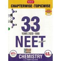 33 Years Chapterwise NEET Chemistry KS01140