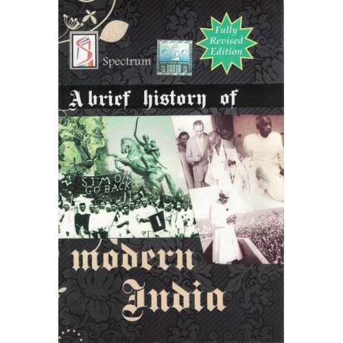 A Brief History Of Modern India  KS01102