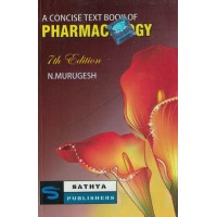 A Concise Text Book Of Pharamacology 7th Edition By N.Murugesh KS01144