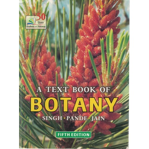 A Text Book Of Botany By Singh Pande  Jain KS01104