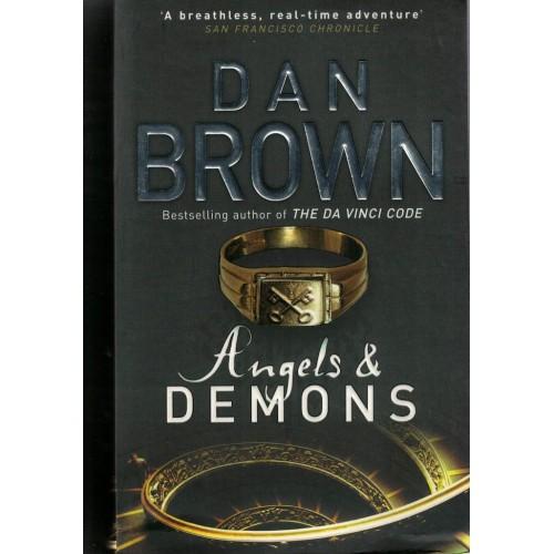 Angels And Demons By Dan Brown KS00831