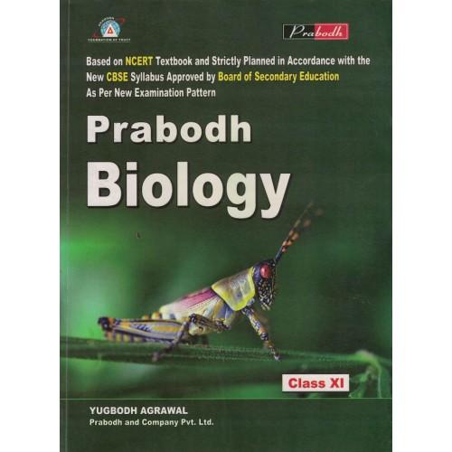 Biology Prabodh English Medium Class-11th KS00041