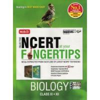 Biology Fingertips Ncert Mtg KS00233