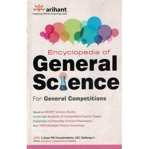 Encyciopedia Of General Science Arihant KS00222