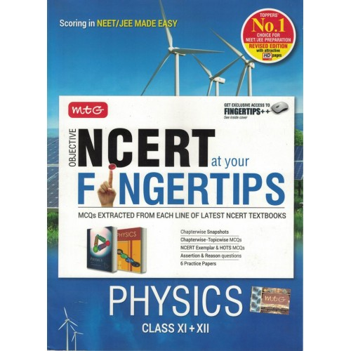 Physics Fingertips Ncert Mtg KS00209