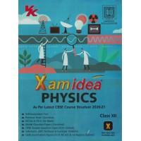 VK Xamidea Physics As Per Latest CBSE Course Struture 2020 21 Class 12th  KS00806