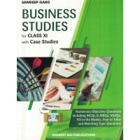 Business Studies Class 11th Sandeep Garg  KS01189