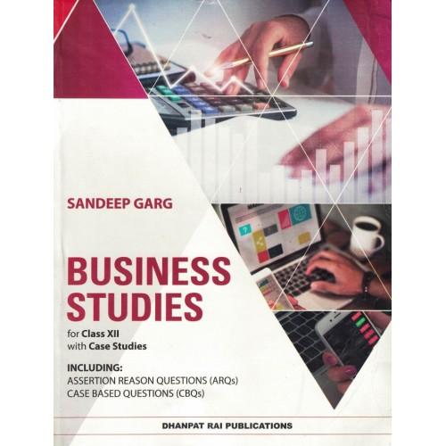 Business Studies Class 12th  Sandeep Garg KS01190