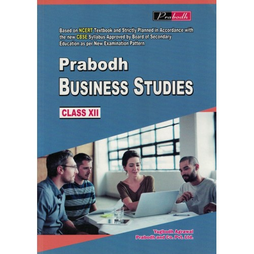 Business Studies Class 12th English Medium KS00821