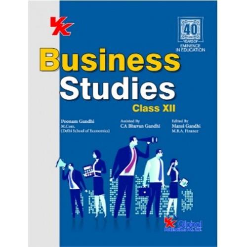 Business Studies Class 12th by Poonam Gandhi