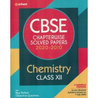 CBSE Solved Papers Chemistry KS01135