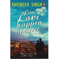 Can Love Happen Twice By Ravinder Singh KS00833