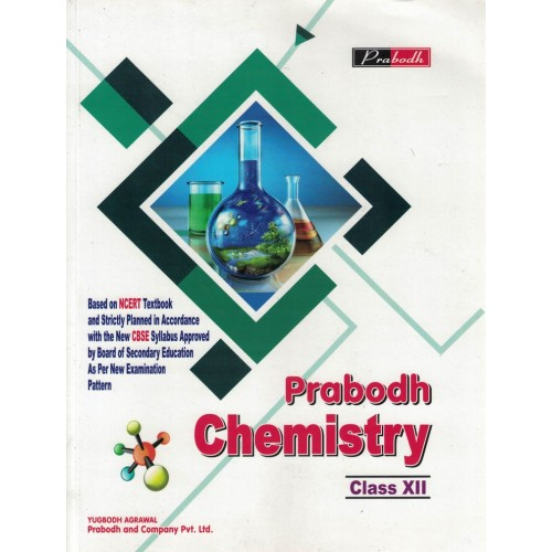 Chemestry English Medium Class 12th Prabodh KS00987