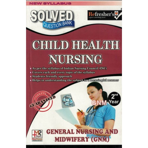 Child Health Nursing Question Bank Gnm 2Year KS00267
