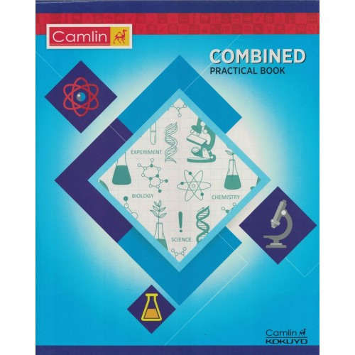 Note Book Camlin Practical Combined 140 Page Size21.5X26.5cm KS00158