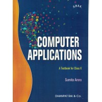 Computer Application Class 10th Sumita Arora KS01192