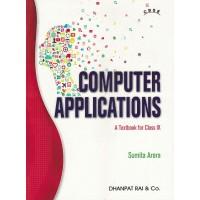 Computer Application Class 9th Sumita Arora KS01191