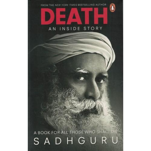 Death An Inside Story By Sahdguru KS00835