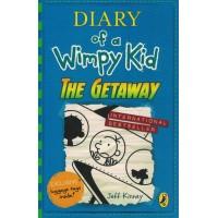 Diary of A Wimpy Kid The Getaway By Jeff Kinney KS00837