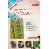 Fundamentals Of Agriculture Vol.1 By Arun Katyayan KS01168