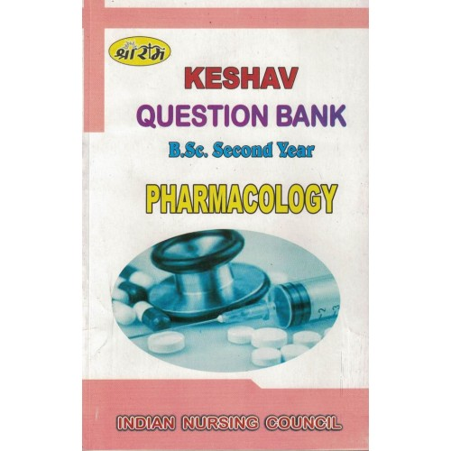 Keshav Question Bank Pharmacology 2year KS00289