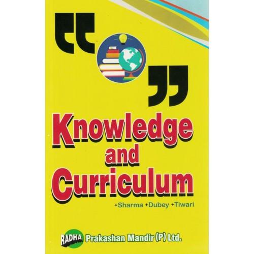 Knowledge And Curriculum KS01403