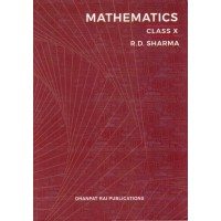 Mathematics Class 10th English Medium (R.D.Sharma) KS00016A