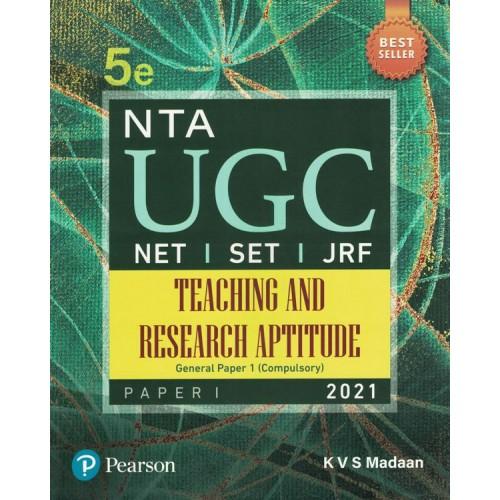 NTA -NET/SET/JRF TEACHING AND RESEARCH APTITUDE (COMPULSORY PAPER) KS01374