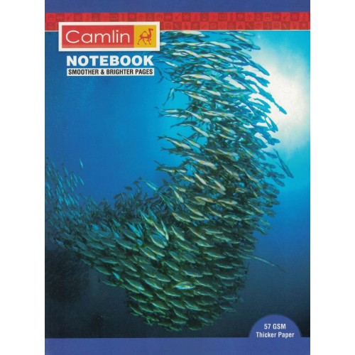 Note Book Camlin A4 Crown 172 Page Five Line KS00144D