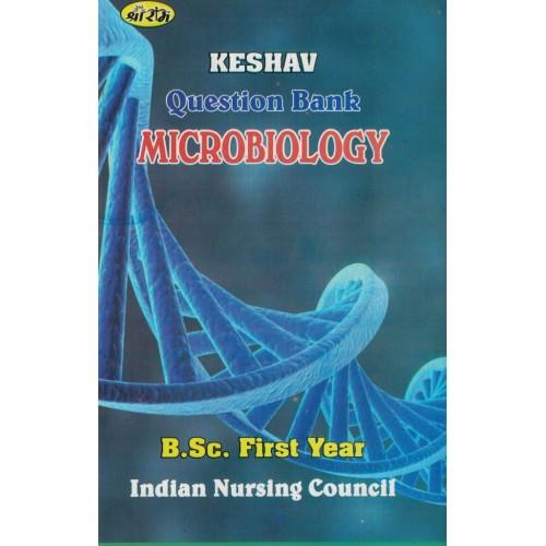 Keshav Question Bank Microbiology Bsc 1Year KS00279