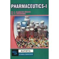 Pharmaceutics- 1 By Dr. S. Sambath Kumar KS01158