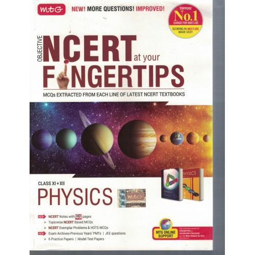 Physics Fingertips Ncert Mtg KS00209