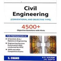 S CHAND CIVILE ENGINEERING (RS KHURMI)ENGLISH KS01515