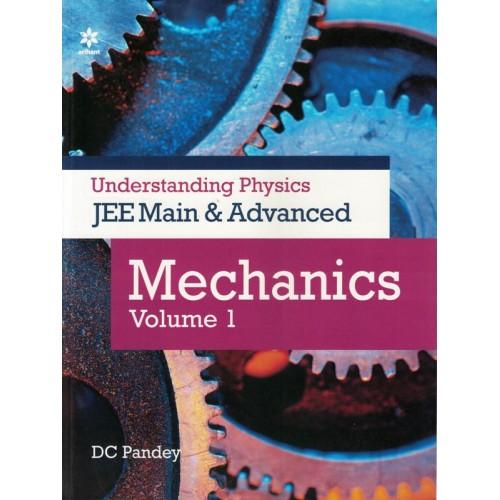 Understanding Physics for JEE Main and Advanced Mechanics Part 1 Arihant KS01380