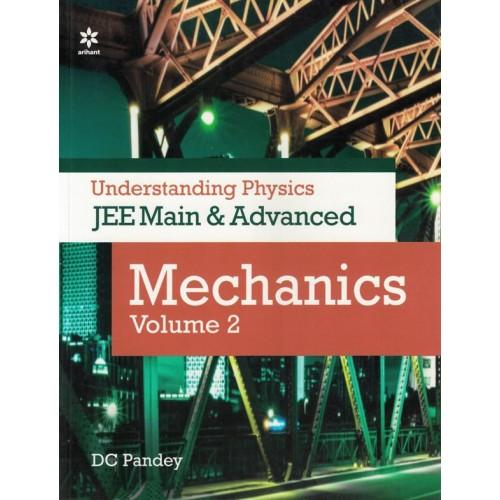 Understanding Physics for JEE Main and Advanced Mechanics Part 2 Arihant KS01363