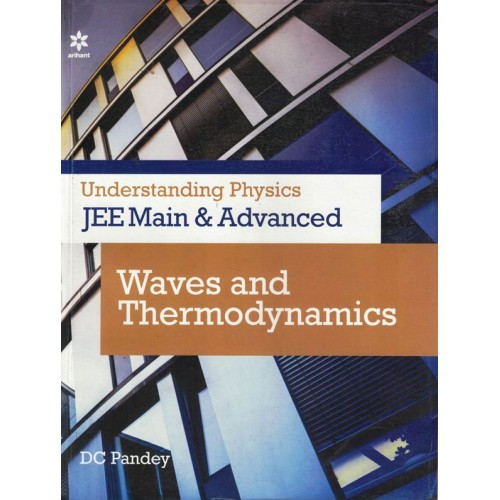 Understanding Physics for JEE Main and Advanced Waves And Thermodynamics KS01366