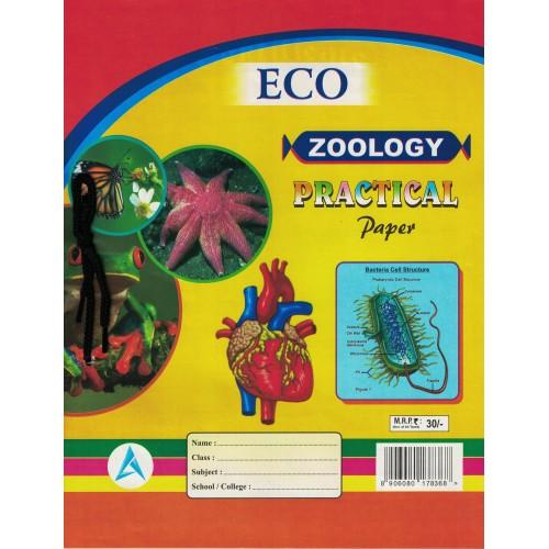 Zoology Practical Paper Eco KS00192