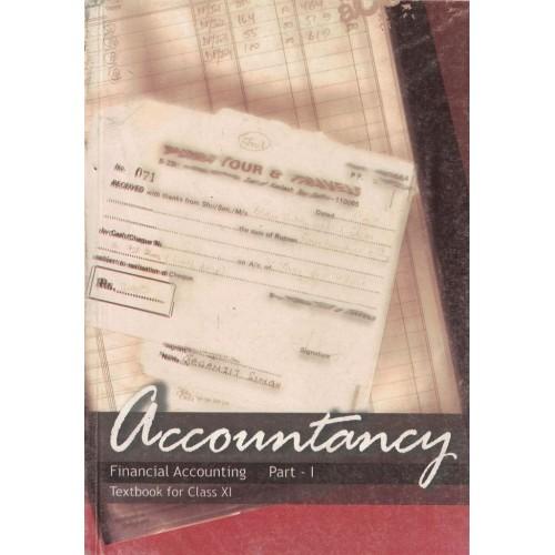 Accountancy Part 1 Text Book Ncert Class 11th KS00257