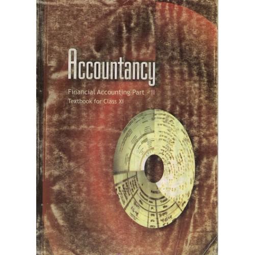 Accountancy Part 2 Text Book Ncert Class 11th KS00257
