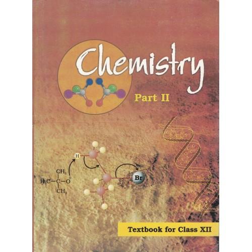 Chemistry Part 2 Text Book Ncert Class 12th KS00258