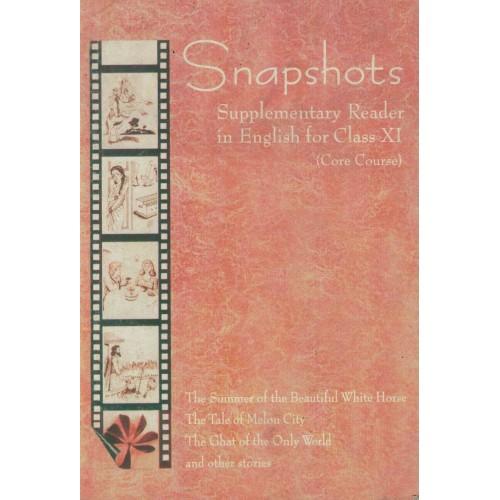 Snapshots Text Book Ncert Class 11th KS00248